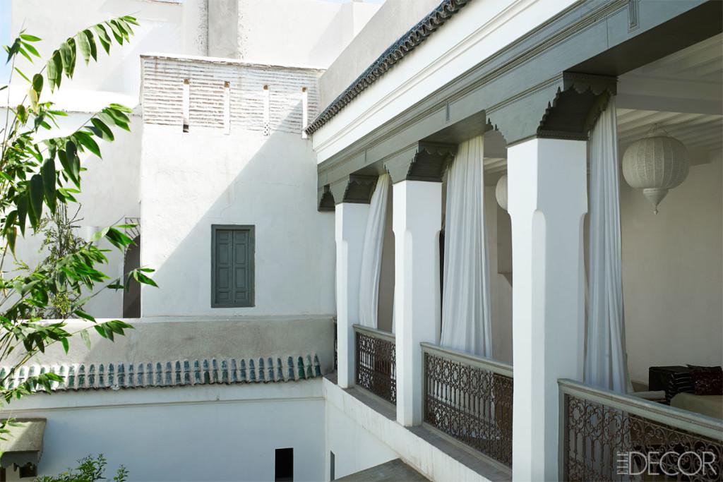 ديكورات المنازل المغربية