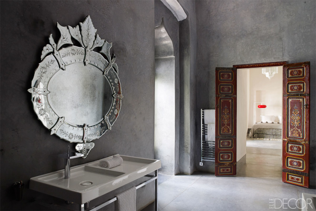 تصاميم حمامات مغربية