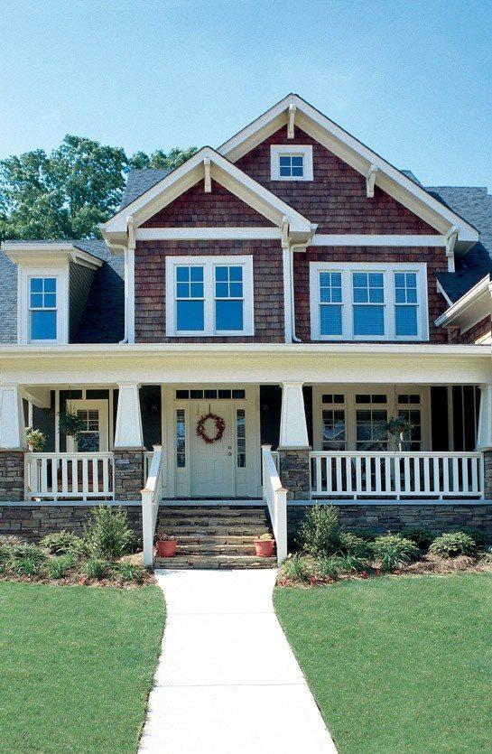 تصاميم منازل بسيطة وجميلة