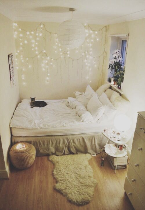 نموذج استغلال مثالي لمساحة غرفة النوم الضيقة