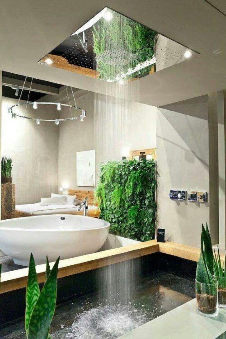 تصاميم حمامات فلل