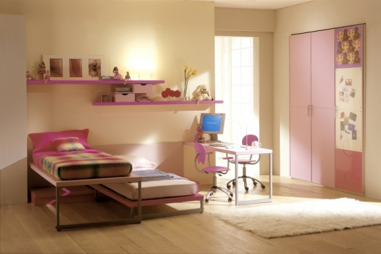 ديكورات-غرف-نوم-بنات8