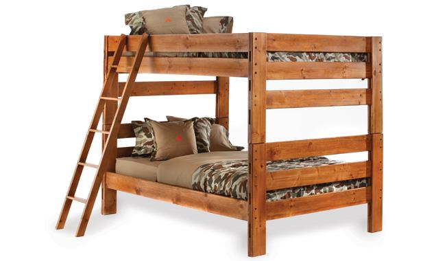 تصاميم سرير طابقين 7