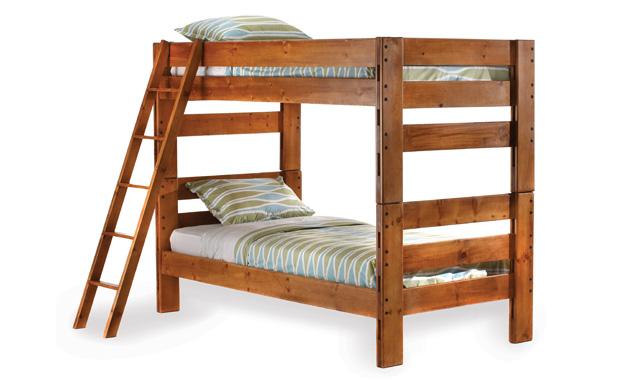 تصاميم سرير طابقين 5