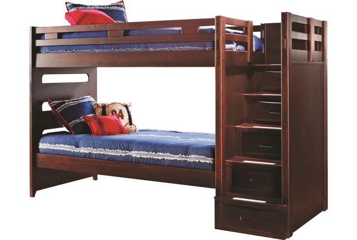 غرف نوم اطفال دورين Bunk Bed Snapshot Idea 4