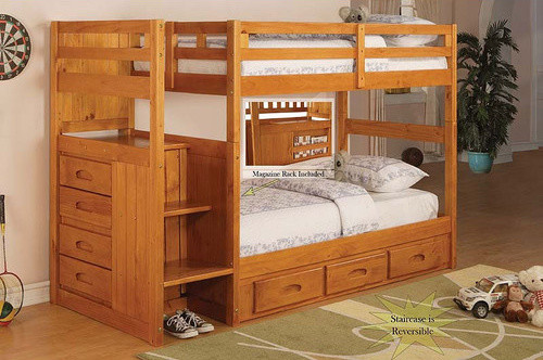 غرف نوم اطفال دورين Bunk Bed Snapshot Idea 3