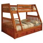 تصاميم سرير طابقين 2