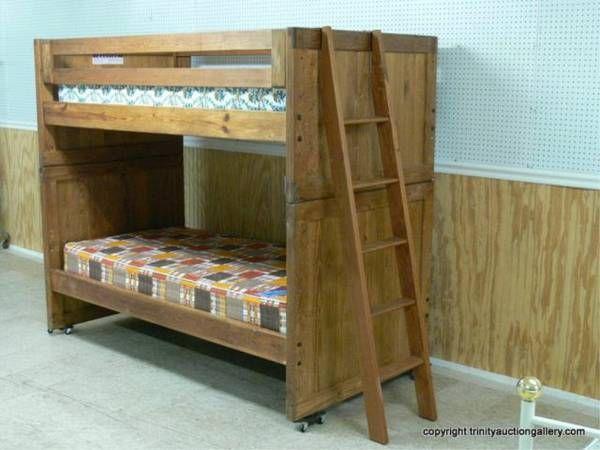 غرف نوم اطفال دورين Bunk Bed Snapshot Idea 1