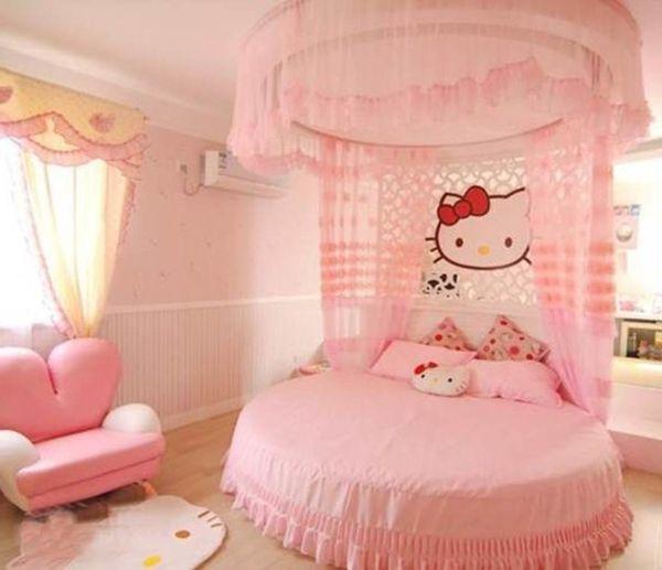 غرف نوم بنات زهري