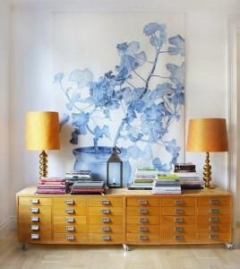 لوحات فنية لتزيين المنزل