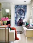 لوحة فنية كبيرة جميلة لجعل ديكور الغرفة بسمة عصرية