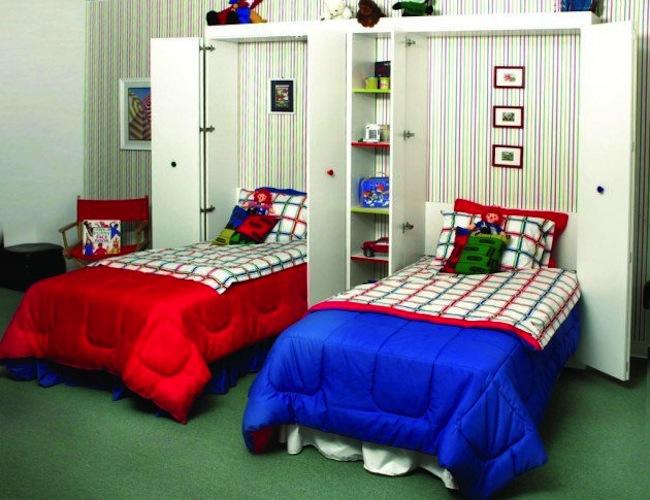 غرف نوم اطفال دورين