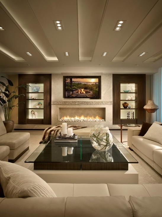 ديكور غرف الجلوس