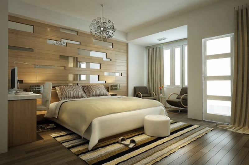 خلفيات سرير غرفة النوم