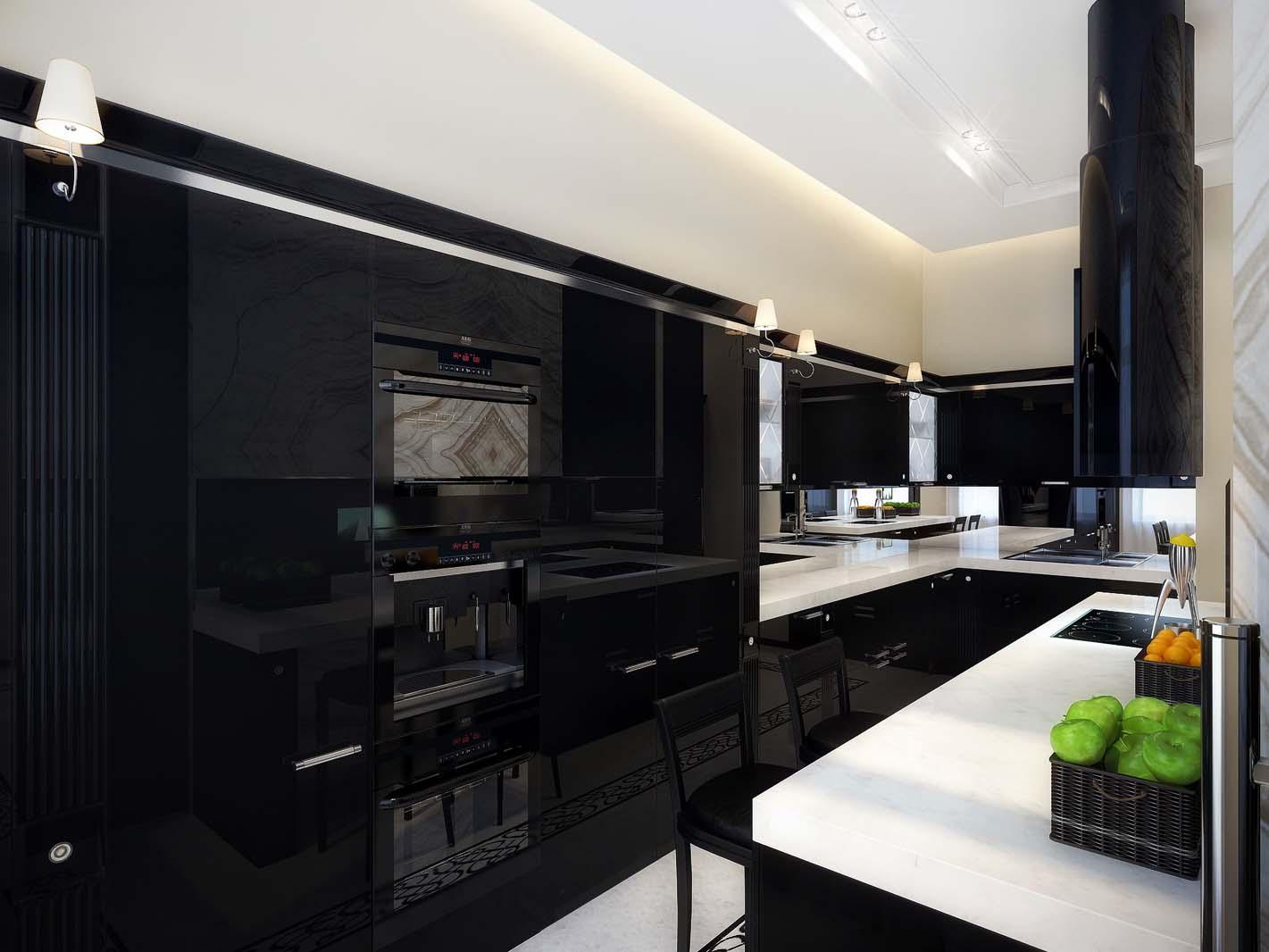 classic-latest-superb-kitchen-apartment