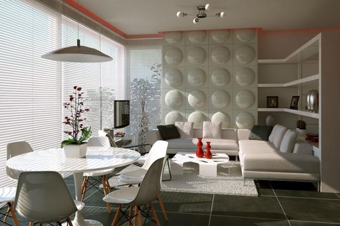 ديكور غرفة الجلوس