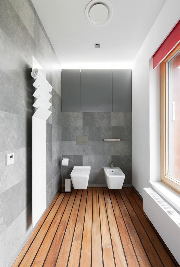 ديكورات حمامات صغيرة
