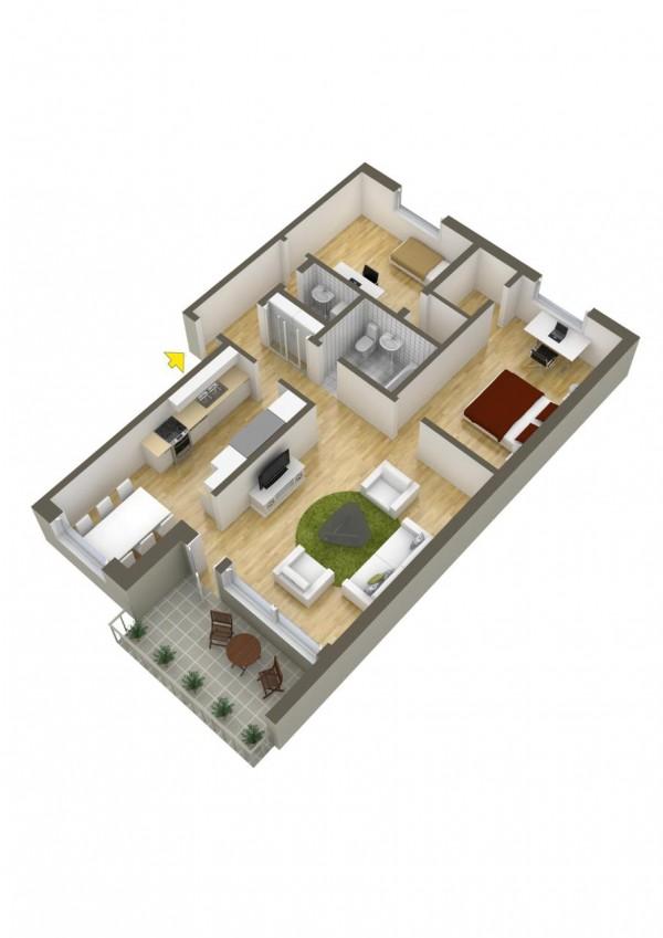 مخططات المنازل