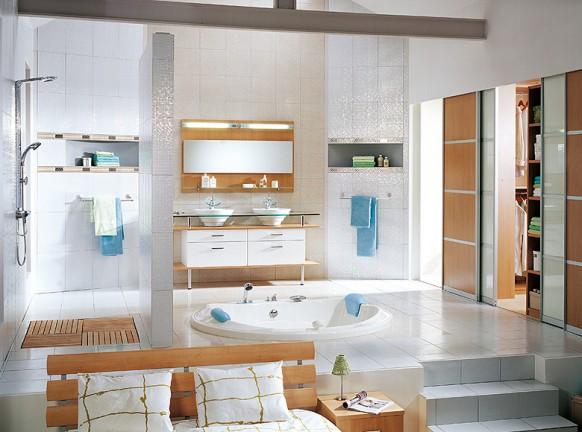 حمامات مودرن