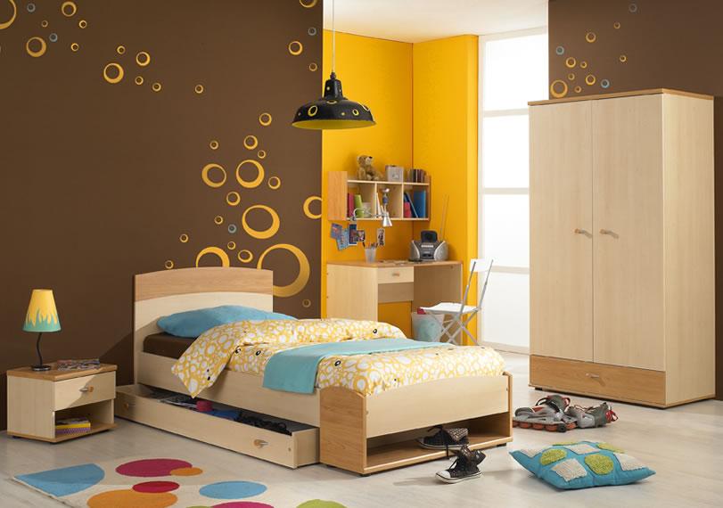 غرفة نوم اطفال ٣ سرير للبيع ...