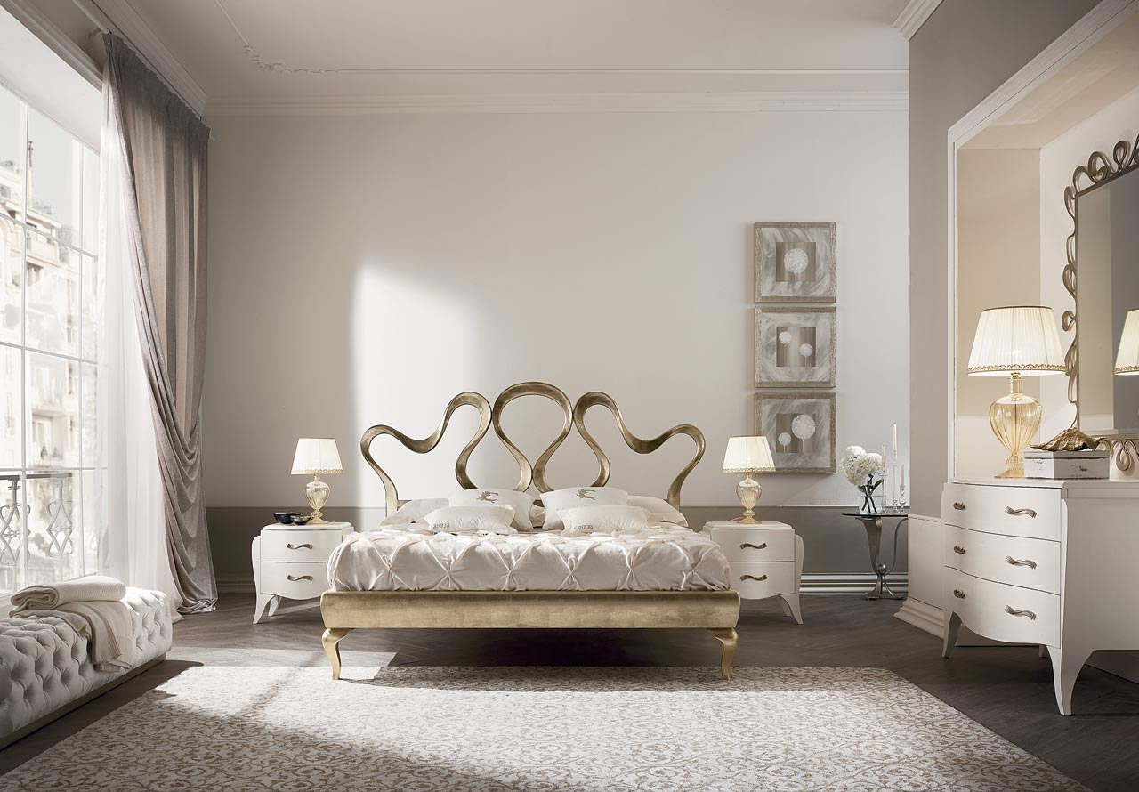 غرف نوم ايطالية مودرن