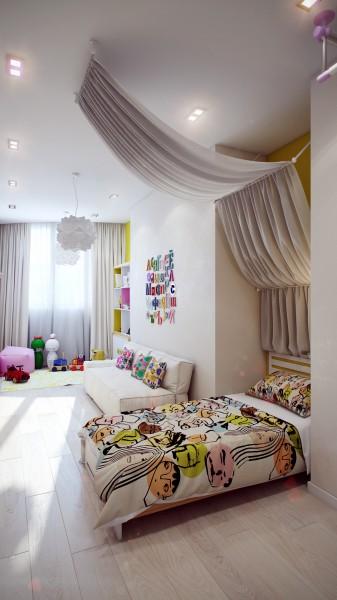 ديكورات غرف نوم لاطفالك