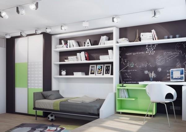 ديكور غرف نوم لاطفالك الاولاد