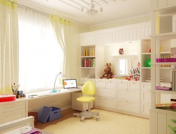 ديكور غرف نوم اطفال حديثة