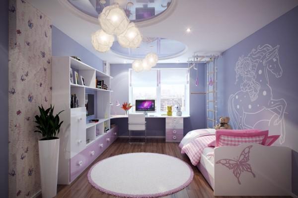احدث غرفة نوم اطفال