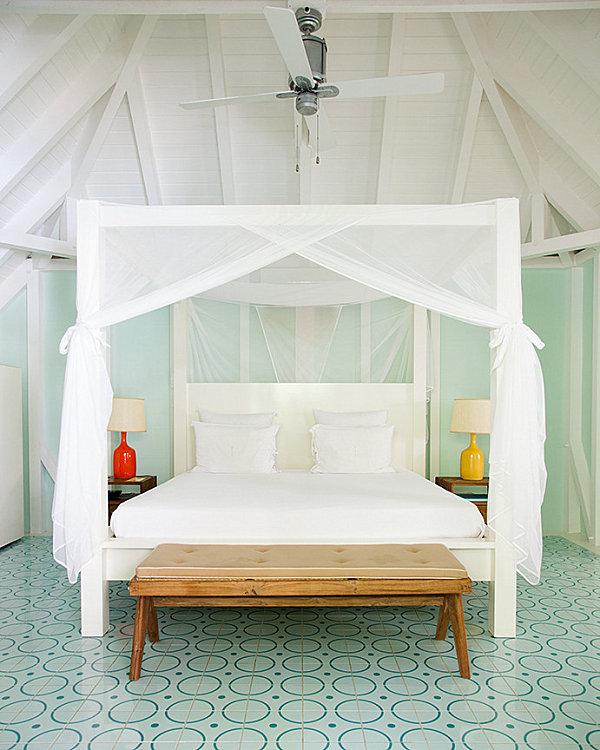 افكار مبتكرة لغرف النوم