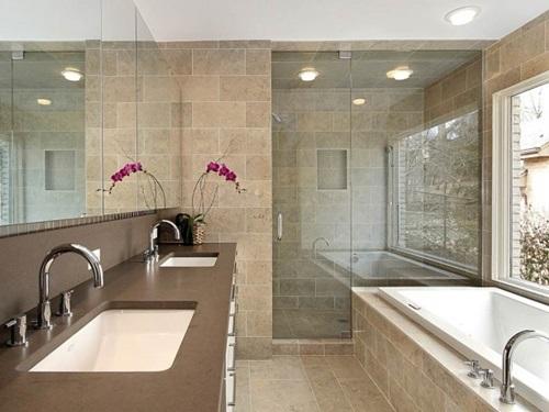 ارضيات حمامات سيراميك
