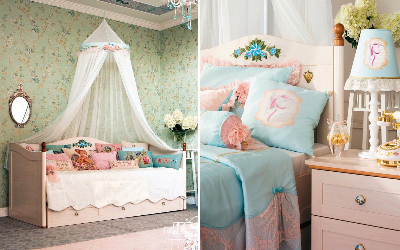 غرفة-نوم-فتيات-رومانسية