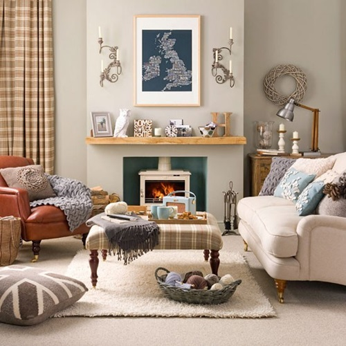 Amazing-Ways-to-Decorate-a-Romantic-Traditional-Living-Room-41