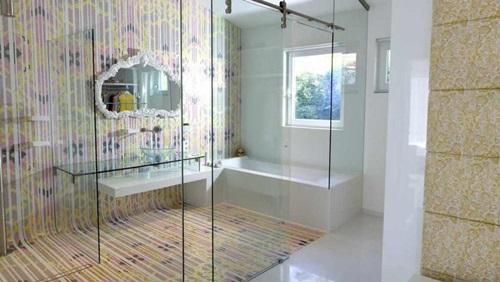 ديكور حمام عصري