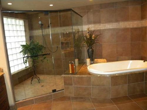 تصاميم مبتكرة ل ديكور حمامات تقليدي
