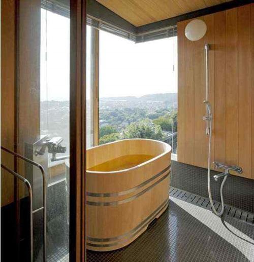ديكور حمامات حديثة لمنزلك