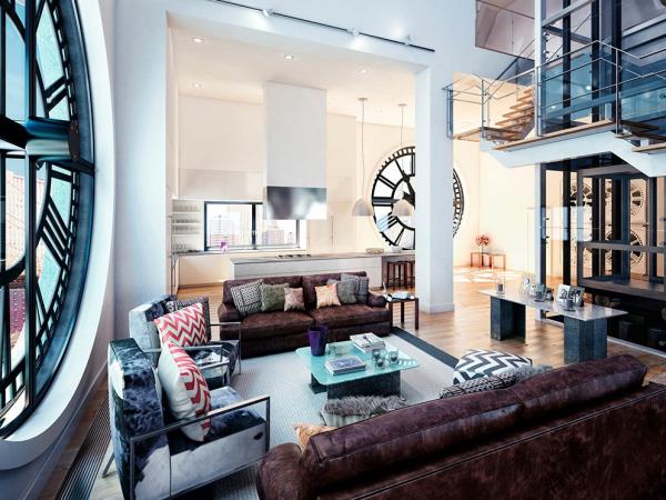 أجمل التصاميم الحديثة لغرفة الجلوس