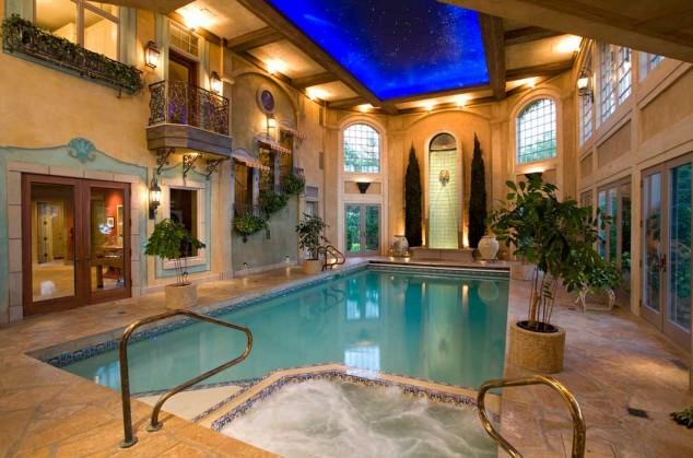 اجمل تصاميم احواض السباحة 1