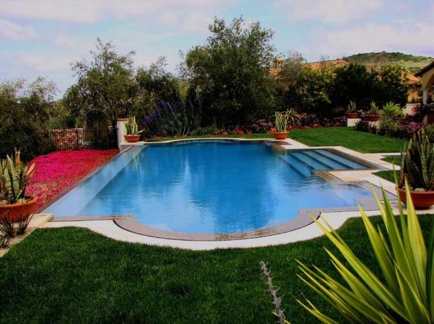 اجمل تصاميم احواض السباحة 24