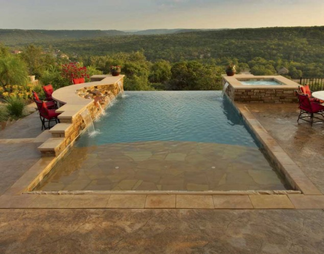 اجمل تصاميم احواض السباحة 25