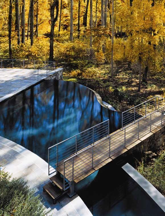 اجمل تصاميم احواض السباحة 31