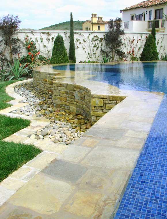 اجمل تصاميم احواض السباحة 33