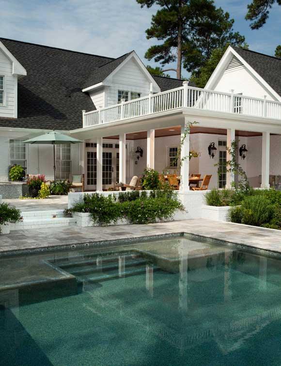 اجمل تصاميم احواض السباحة 37