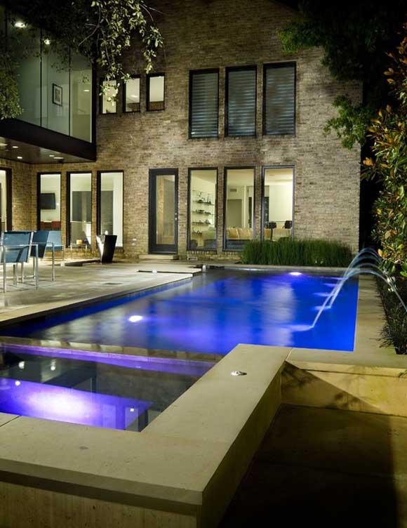 اجمل تصاميم احواض السباحة 38