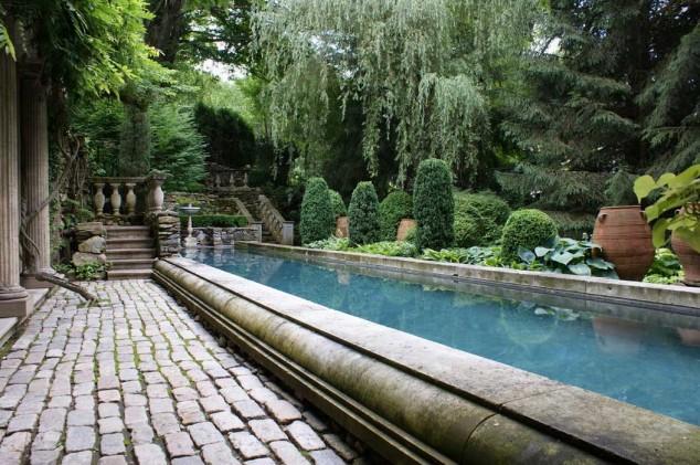 اجمل تصاميم احواض السباحة 6