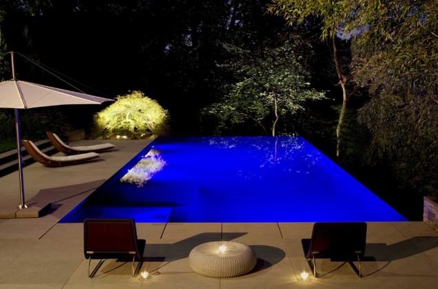 اجمل تصاميم احواض السباحة 8