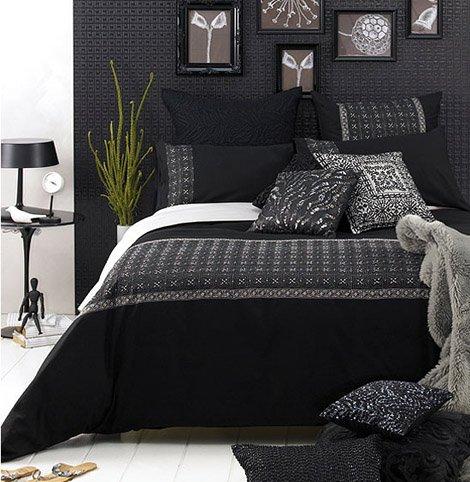 حوائط سوداء لغرف النوم 6