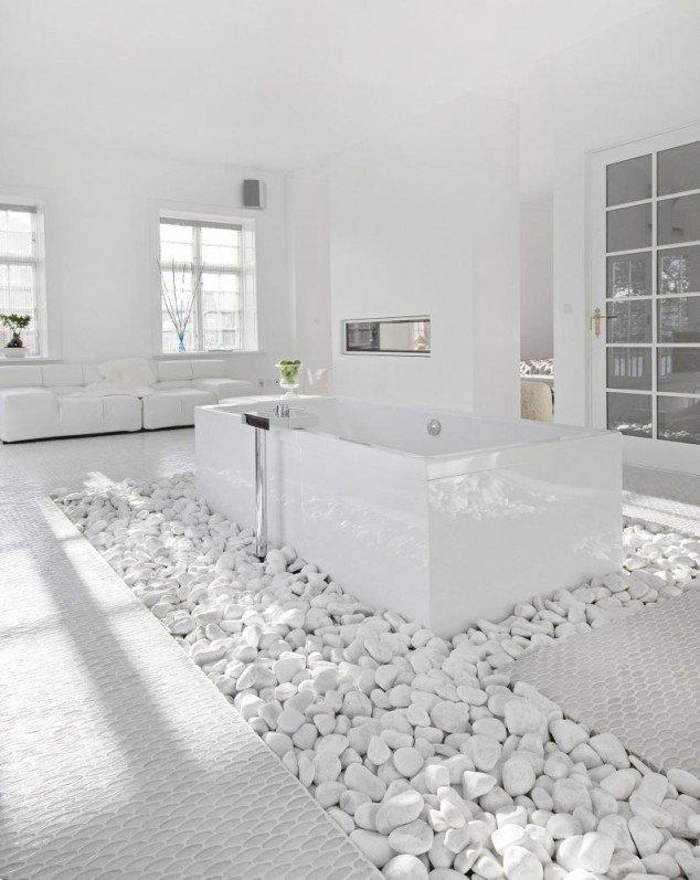 ديكورات الحمامات الحديثة 2