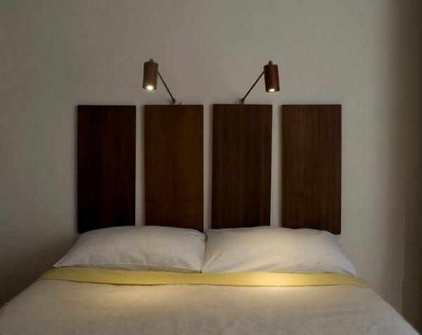 تصميم إضاءة غرف نوم