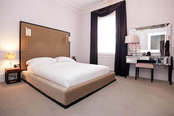 ديكورات اضاءة غرف النوم